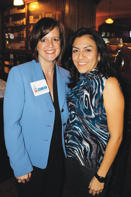 Ann Johnson vies to join Mary Gonzalez and give Texas 2 LGBT legislators
