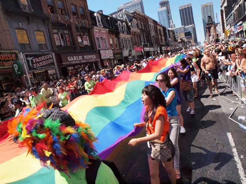 Toronto Gay Pride 2012