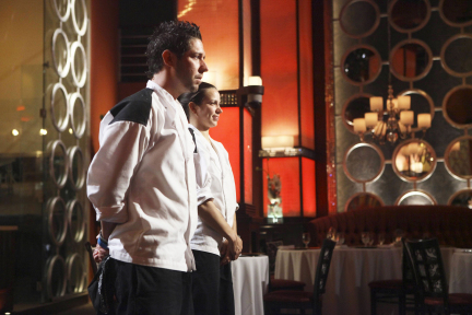SPOILER ALERT: And the winner of 'Hell's Kitchen' is ….