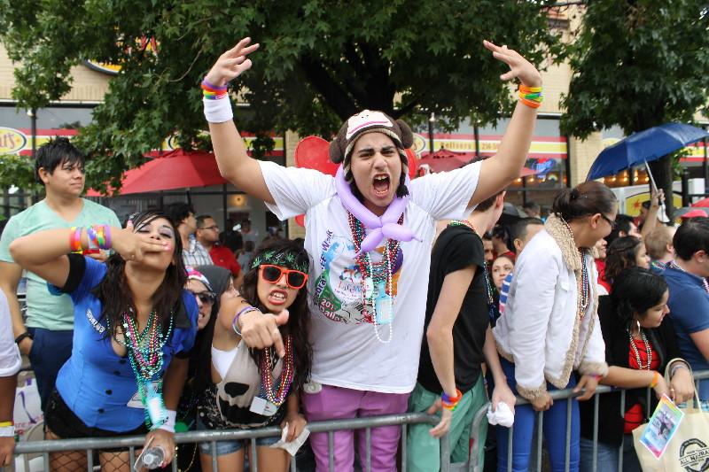 A few scenes from Dallas Pride