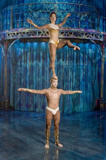 REVIEW: 'Cirque du Soleil: Kooza'