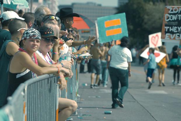 Pride in a parade of progress