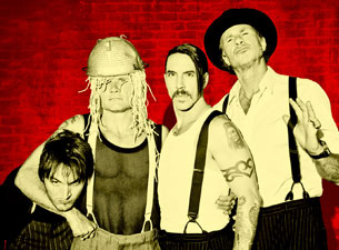 Red Hot Chili Peppers at American Airlines Center