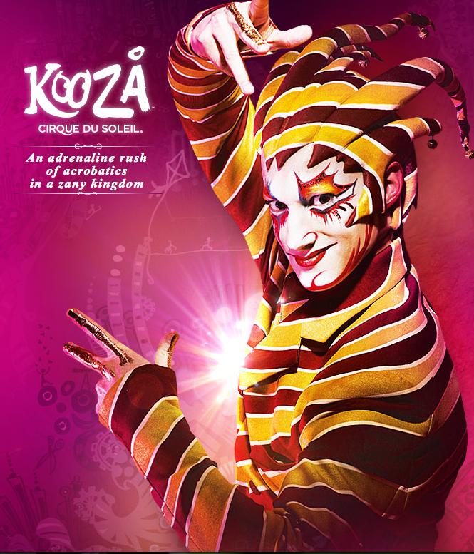 """Cirque de Soleil's """"Kooza"""" continues at Reunion"""