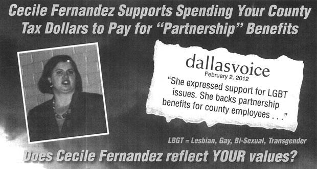 Gay partner benefits dallas