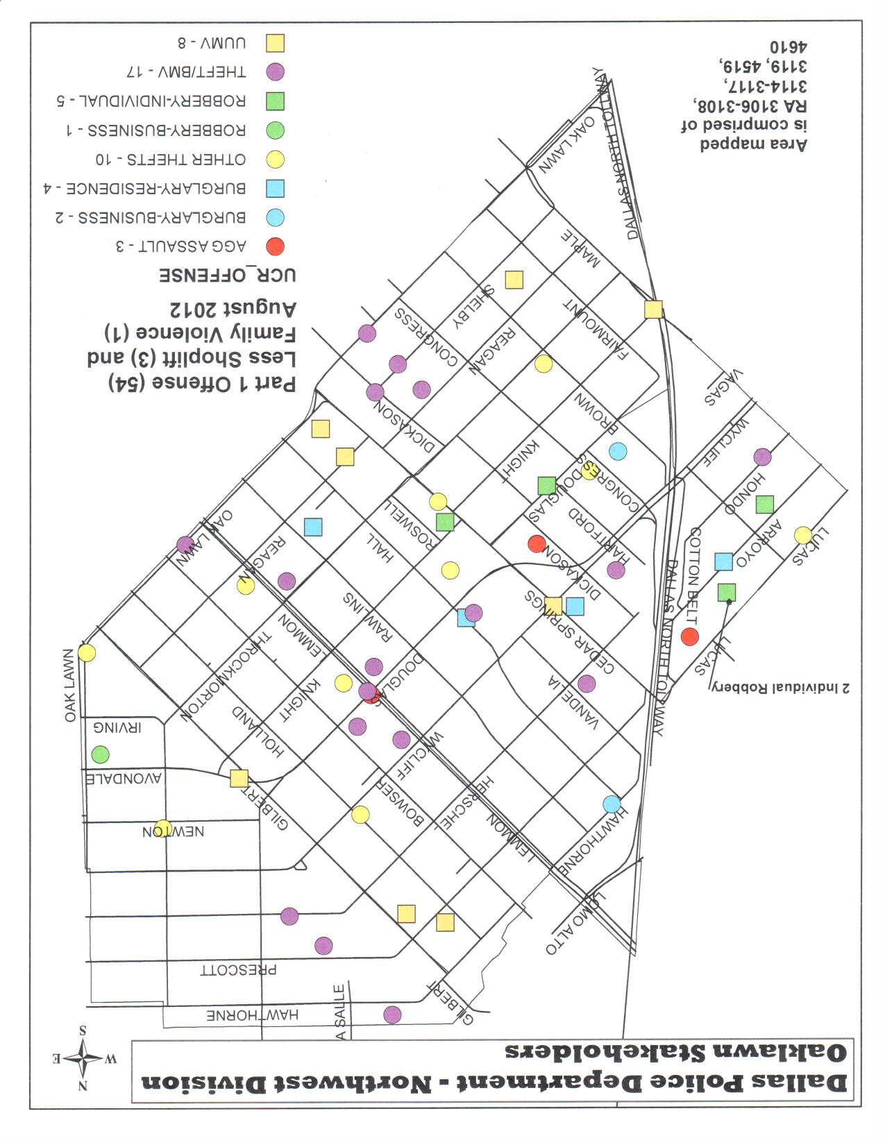 MAPS: Crime in the gayborhood