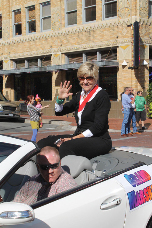 Tarrant Pride to honor Anable posthumously