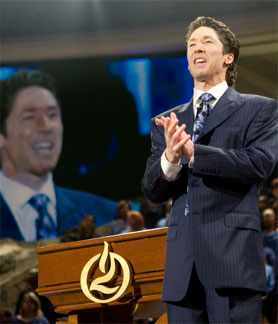 TX megachurch pastor Joel Osteen admits he didn't choose to be straight