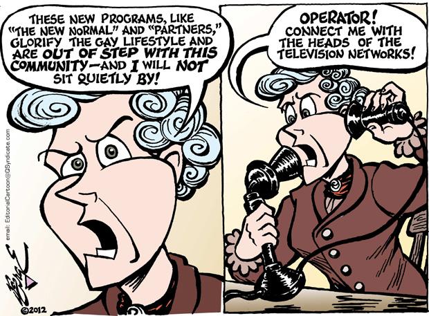 Editorial Cartoon • 09.07.12
