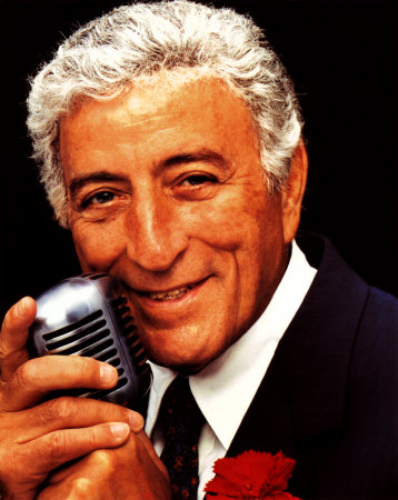 Tony Bennett performs at Bass Hall