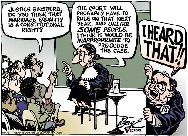 Editorial Cartoon • 09.28.12