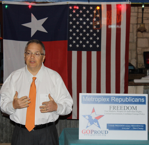 Sen. Carona among 1st Republican legislators in Texas to back gay rights