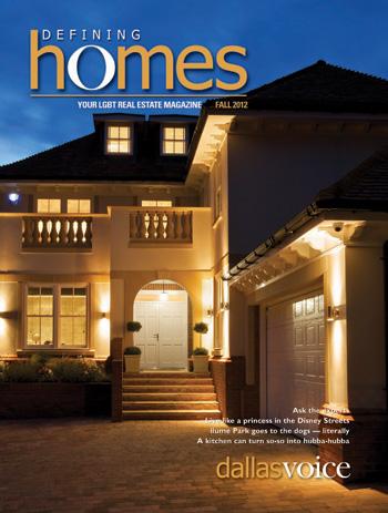 Defining Homes: Fall 2012