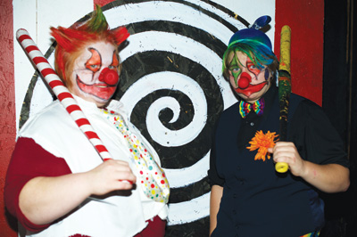 Gay_Ghouls_Moxley_Manor_Melody_and_Cassie_The_Clown_Room_Frontal_Shot_Copyright_2012_Patrick_Hoffman_All_Rights_Reserved--1051