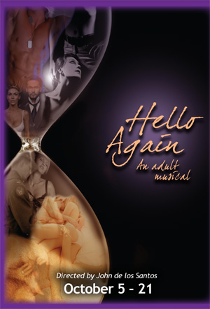 """Uptown Players presents """"Hello Again"""""""