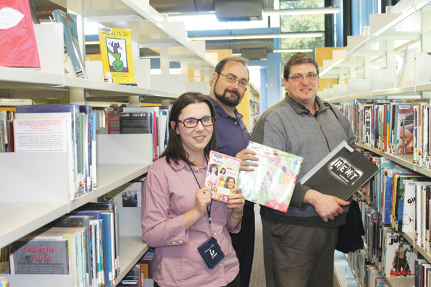 Library Pride aims to boost LGBT collection