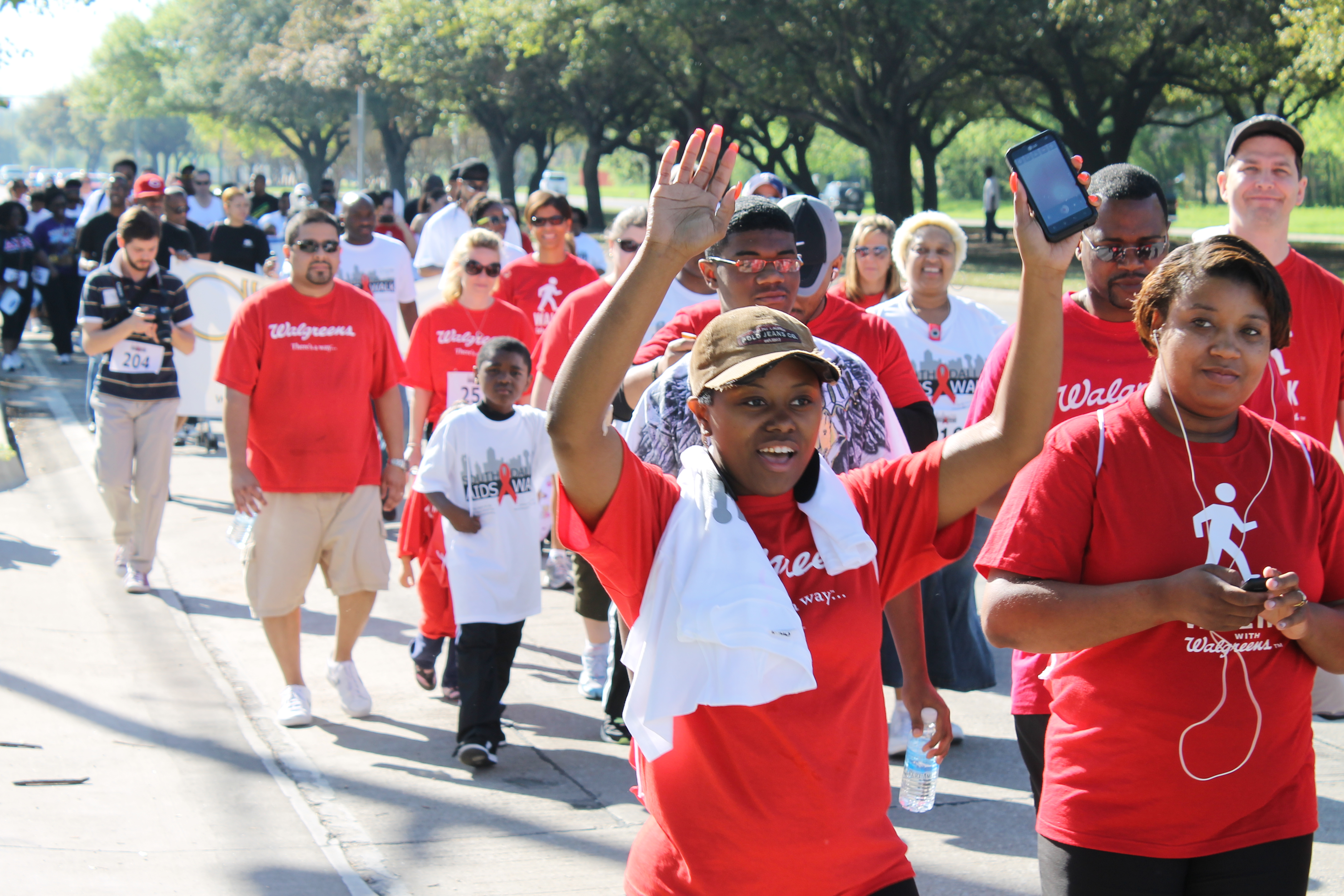 AIDS Walk South Dallas plans kickoff party