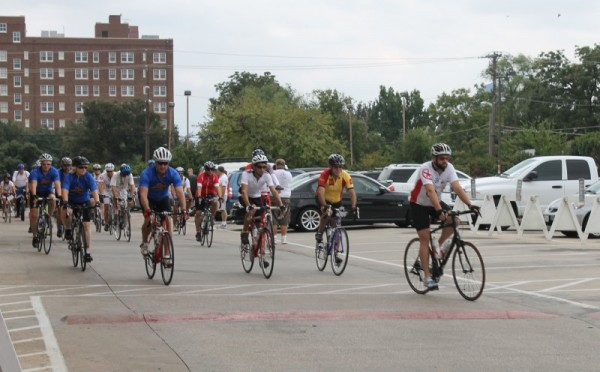 Lone Star Ride Fighting AIDS holds makeup ride, distributes $90K