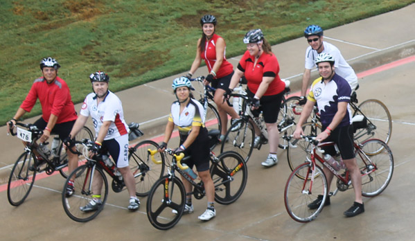 PHOTOS: Rain washes out Lone Star Ride; makeup ride planned for Oct. 21