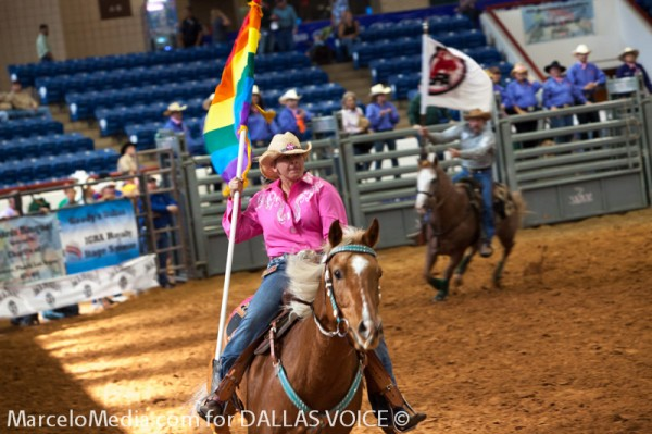 Full list of World Gay Rodeo champions