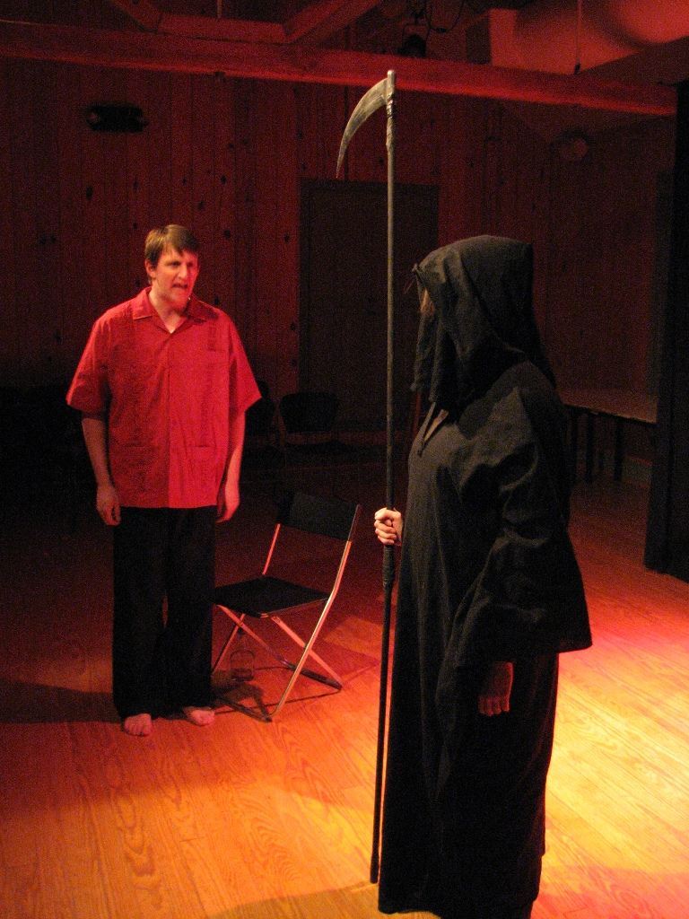 Theatre of Death opens at Stone Cottage in Addison