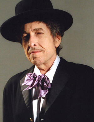 Bob Dylan performs in Grand Prairie