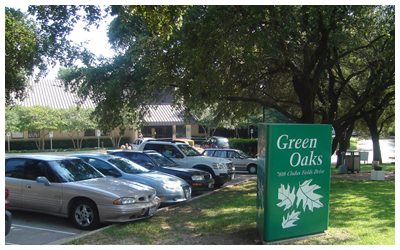 Officials from Resource Center, Green Oaks discuss hospital's LGBT policy