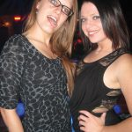 Chelsea and Kayla at BestFriends Club