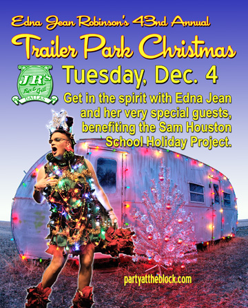 Edna Jean's 43rd Annual Trailer Park Christmas