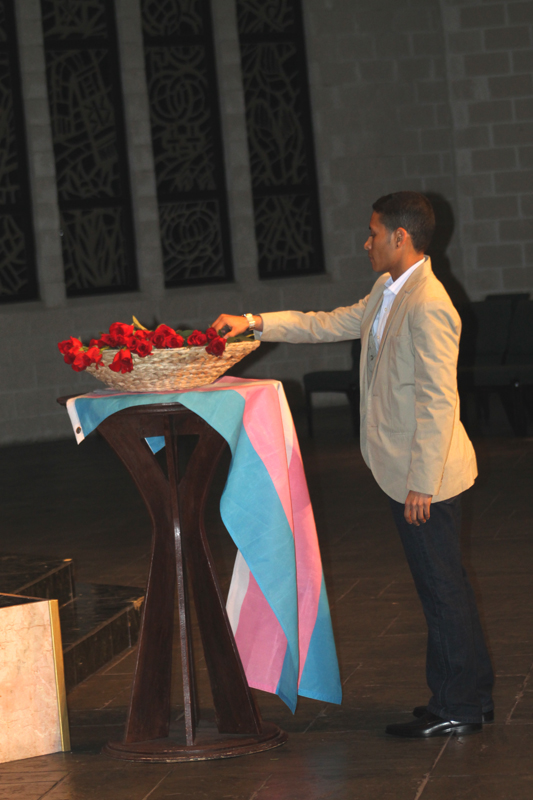 PHOTOS: Transgender Day of Remembrance at Cathedral of Hope