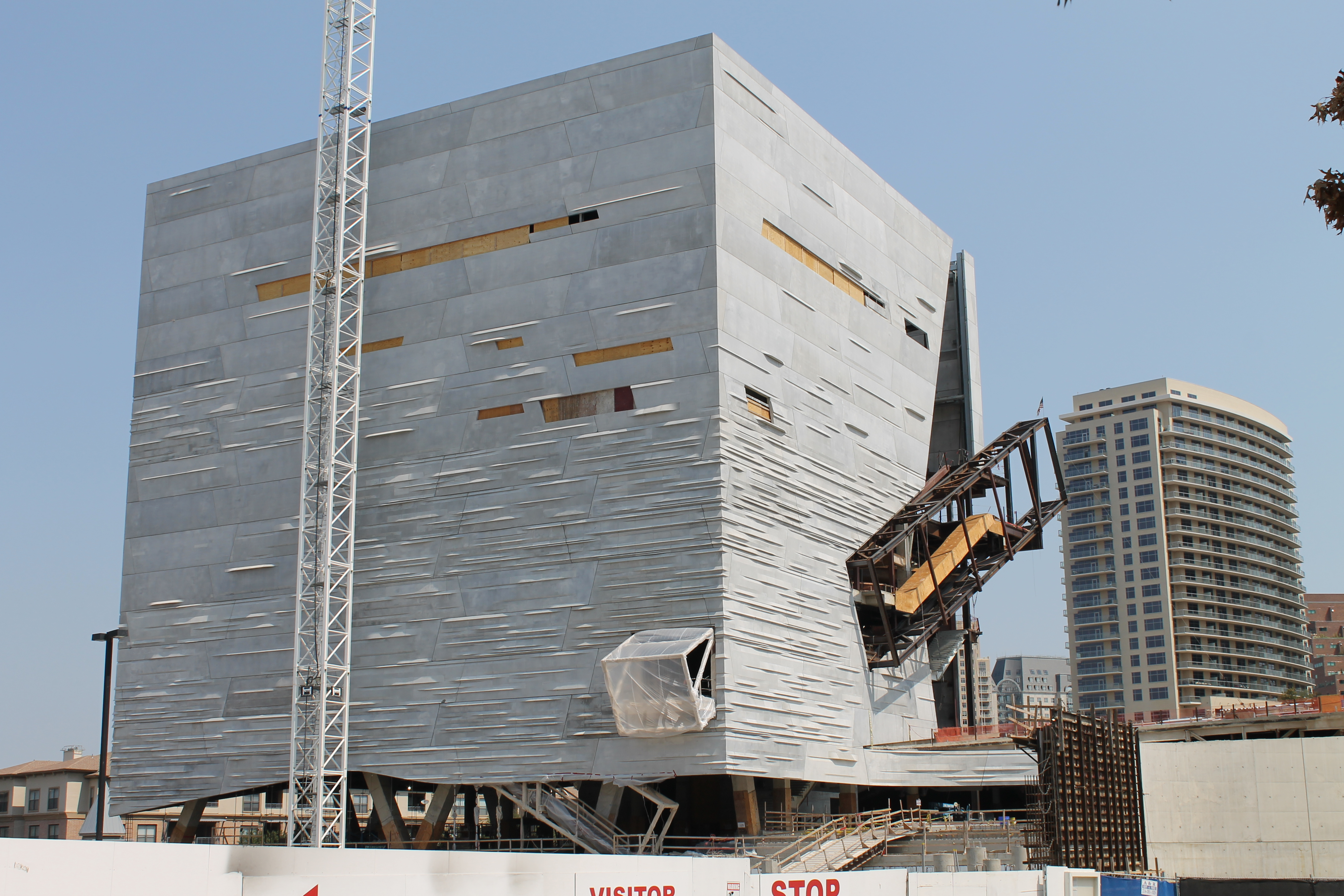 Perot Museum of Nature and Science opens