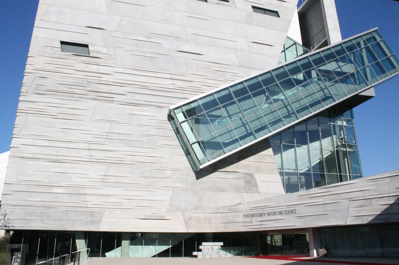 FIRST LOOK: Inside The Perot Museum