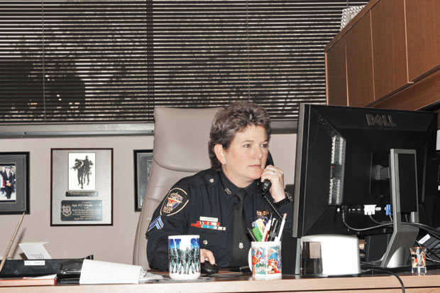 FWPD hopes new LGBTliaison officer will last