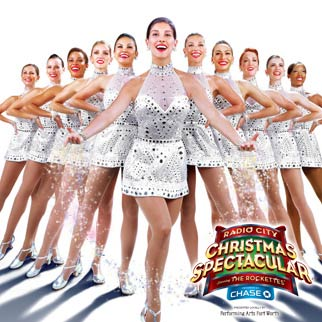 Radio City Music Hall Christmas Show with Rockettes opens at the Verizon