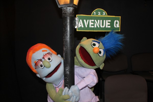 "Last weekend to see ""Avenue Q"""