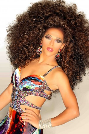 EXCLUSIVE: Shangela 2.0: For North Texan D.J. Pierce, life is a drag