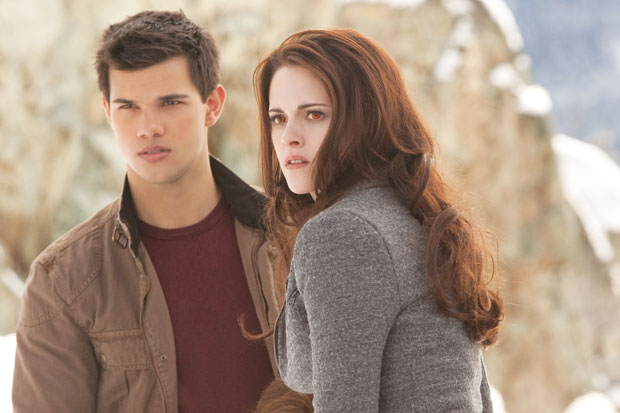 Also at the movies…The Twilight Saga:Breaking Dawn, Part 2