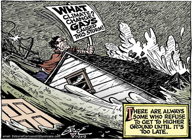 Editorial Cartoon • 11.09.12