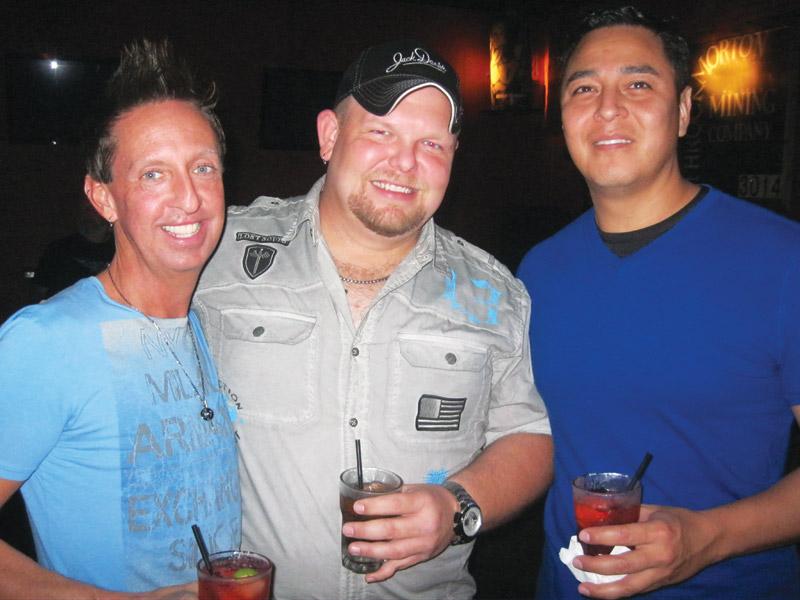 B.J.,John and Frank at TMC:The MiningCompany.