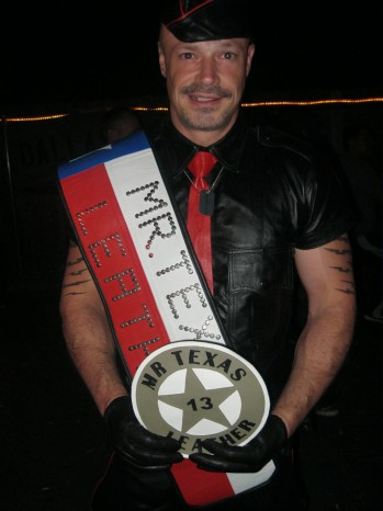 Mr. and Ms. Texas Leather crowned … but not without some controversy