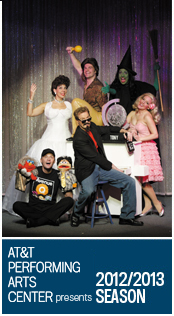 Forbidden Broadway at the Wyly Theatre