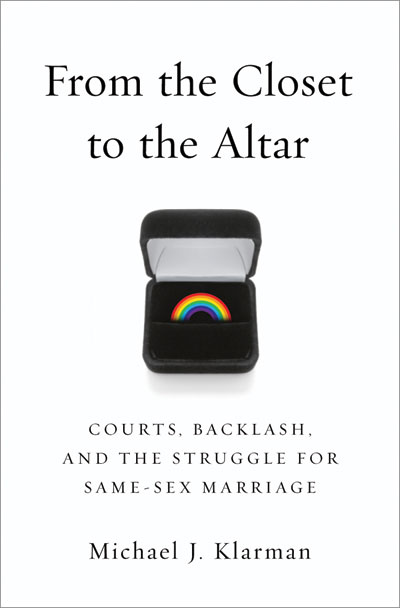 A compelling history of marriage equality