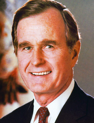A preliminary assessment of Bush 41's legacy on LGBT issues and HIV/AIDS