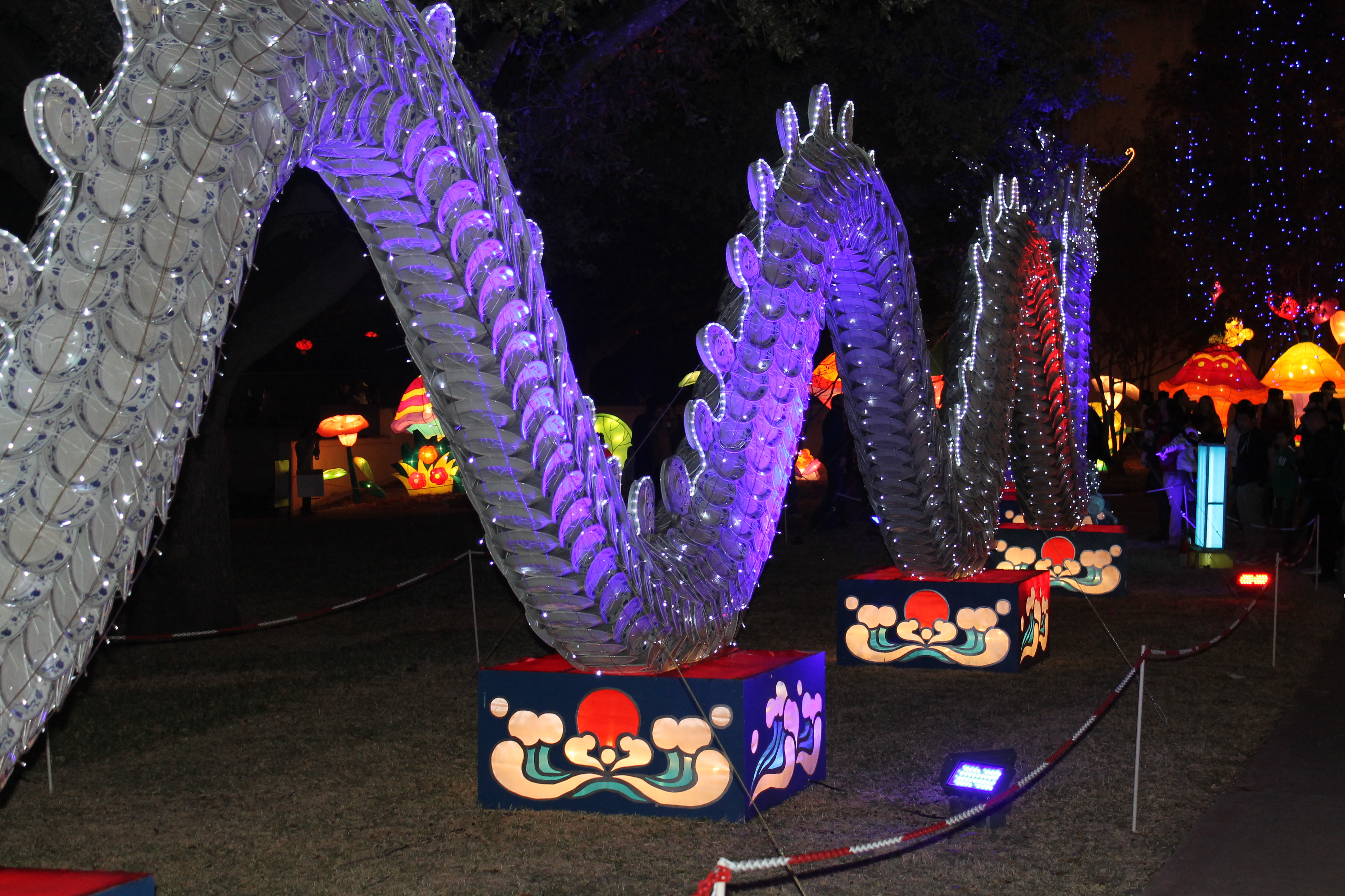Last nights to see Chinese Lantern Festival