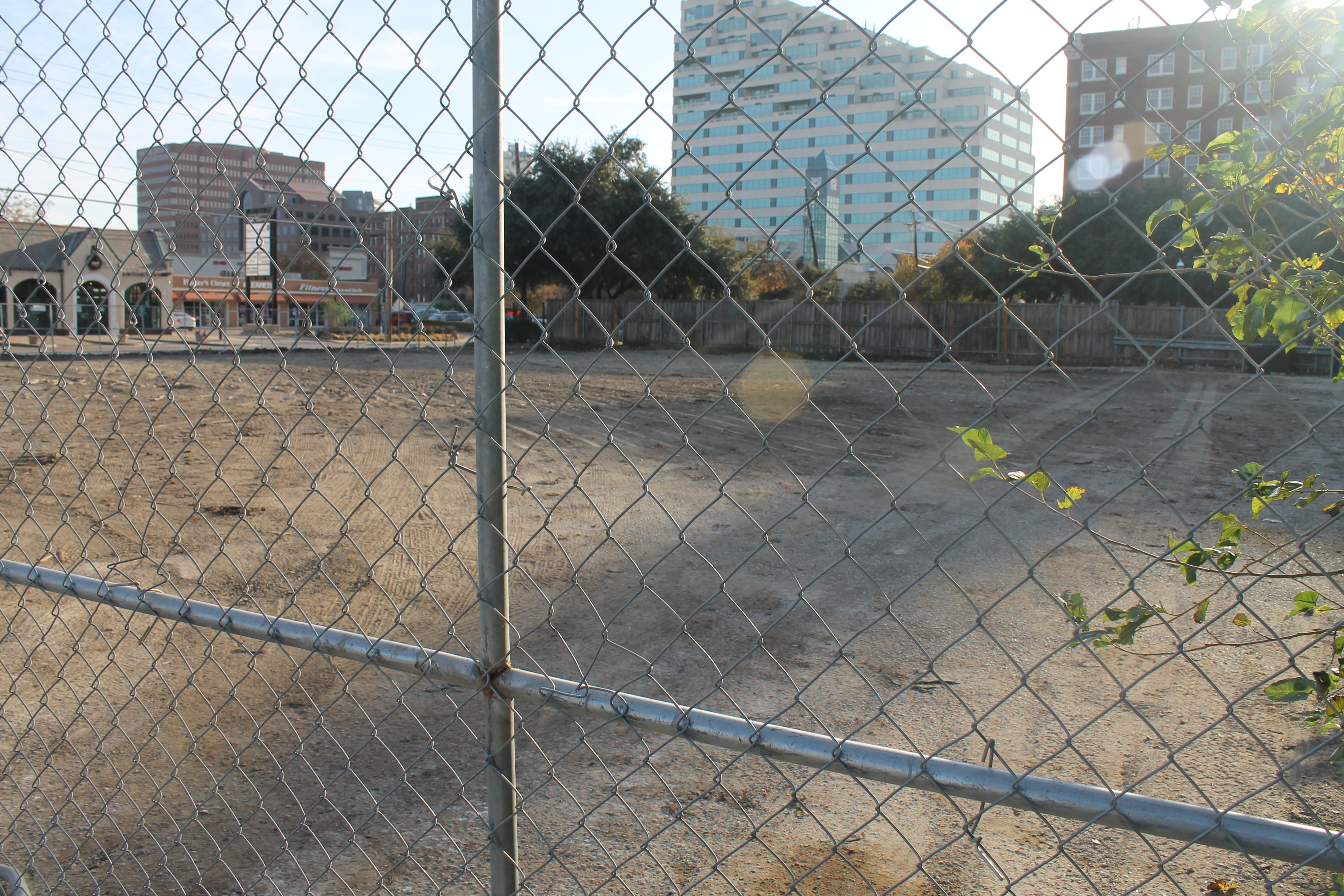 Now that The Bronx has been razed, site to remain vacant for 6 months