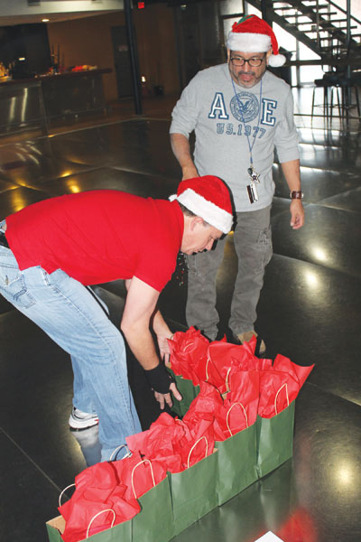 LGBT community continues tradition of holiday giving