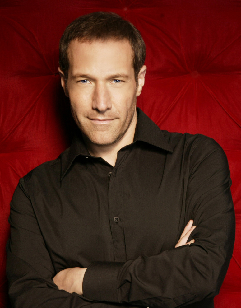 Jim Brickman's New Year's Eve performance at the Winspear