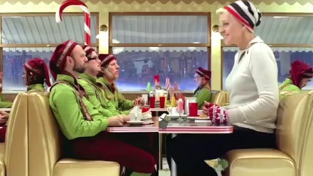 One Million Moms again targets Ellen over JCP Christmas commercial