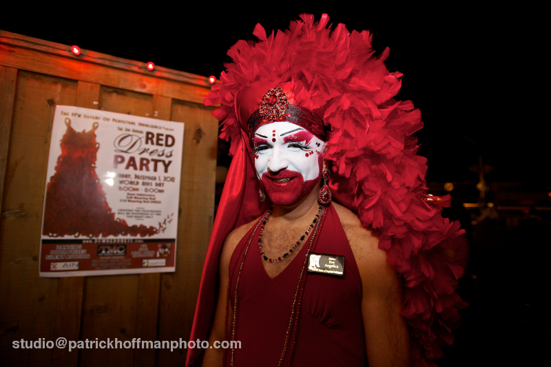 The 2nd Annual Red Dress Party at TMC on Dec. 1