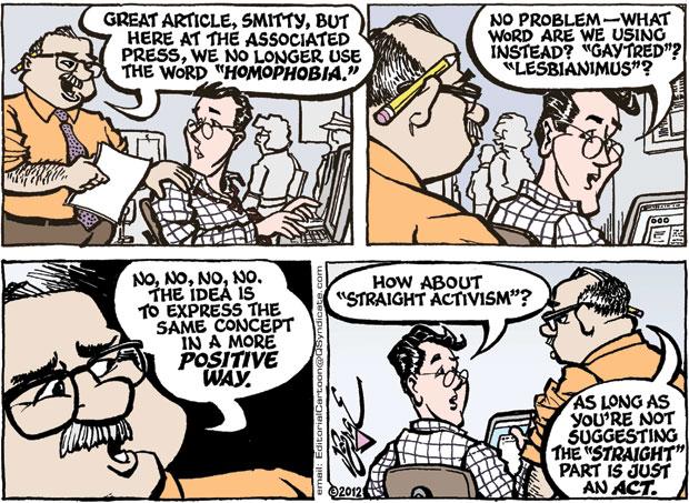 Editorial Cartoon • 12.21.12